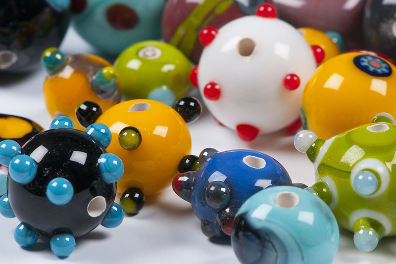 Glass Bead Making
