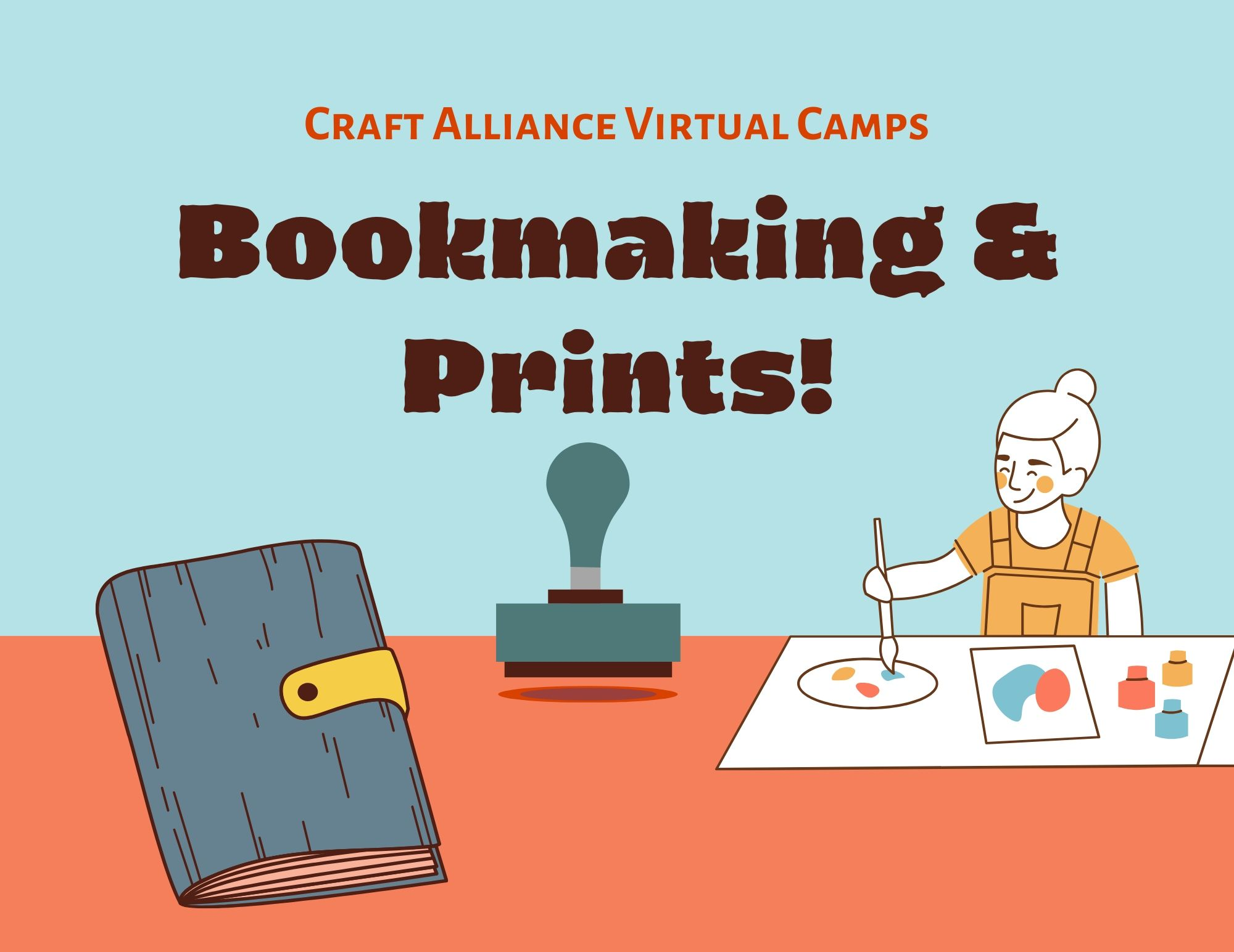 Bookmaking & Prints!