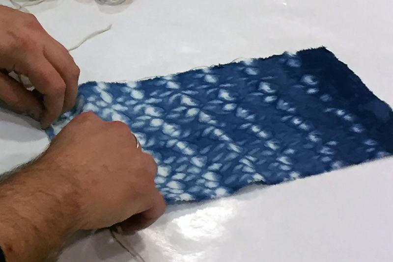 Shibori or Tie Dye: Tank Top