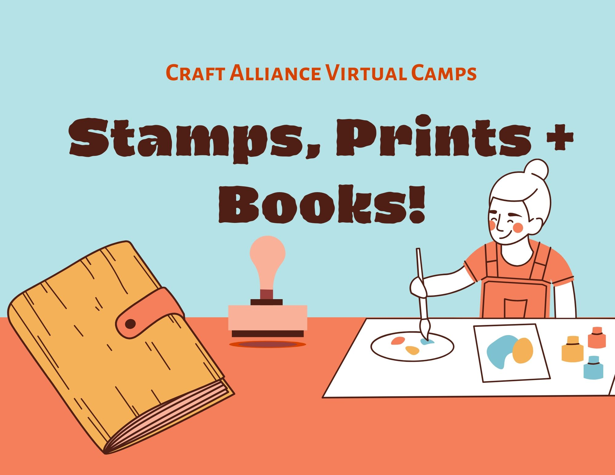 Stamps Prints + Books