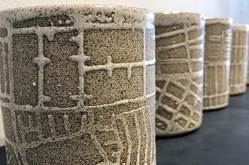 Surface Design in Ceramics Workshop