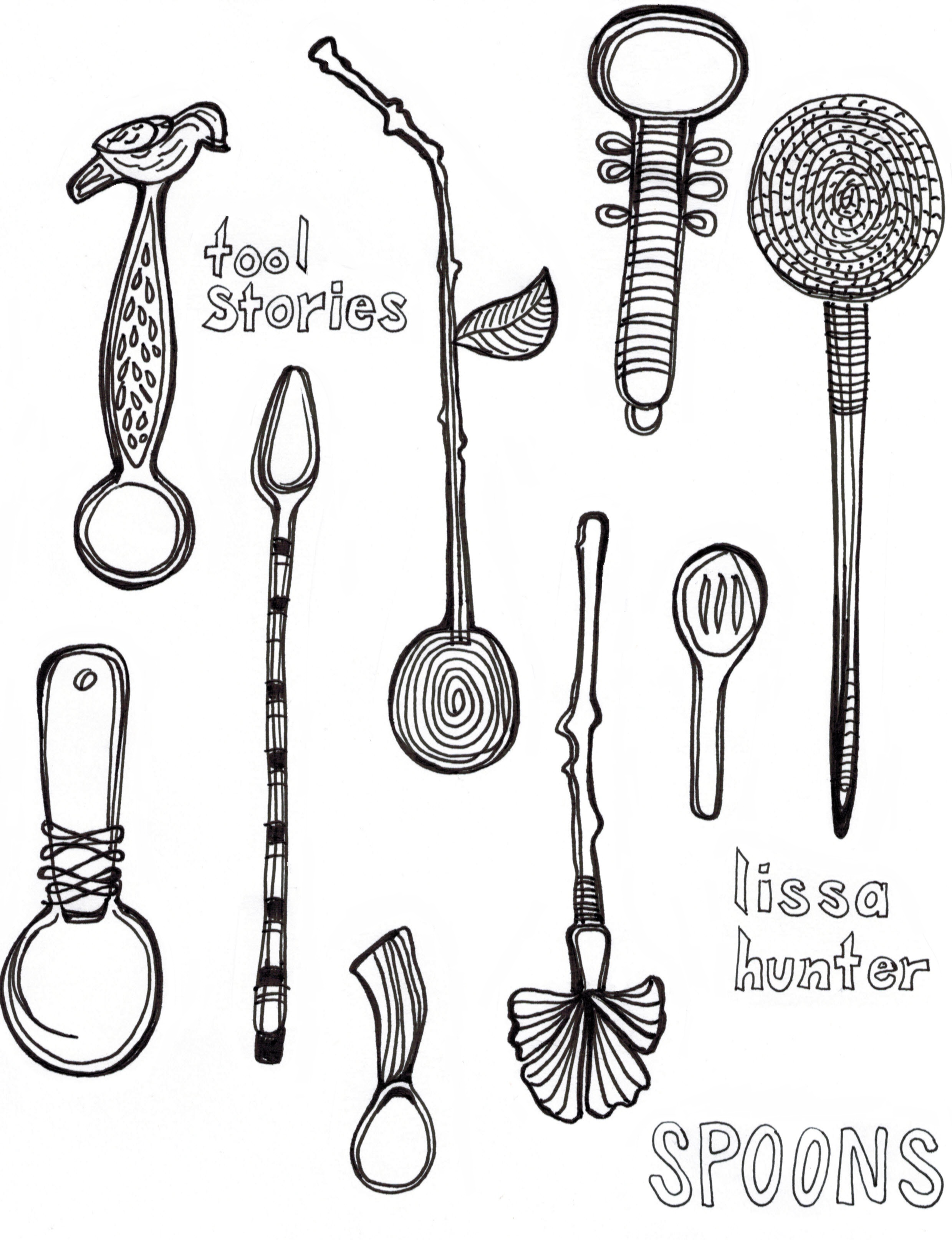 Lissa-Hunter-Spoons-Coloring-Page