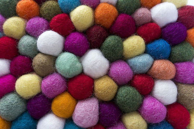 Textile Imagery: Felt & Stitch