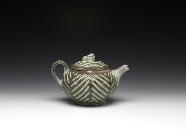 "David Hiltner, ""Teapot"""