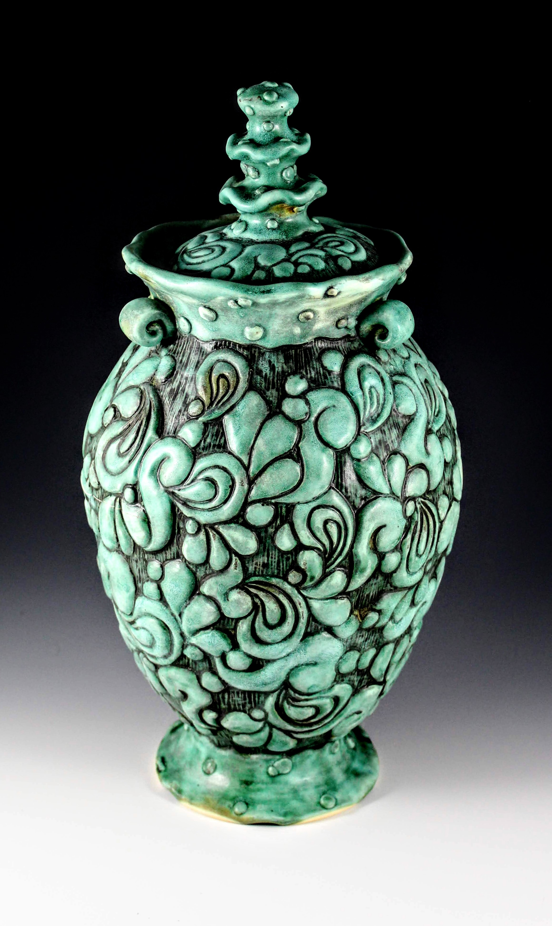 "Joy Jones, ""Green Cookie Jar"""