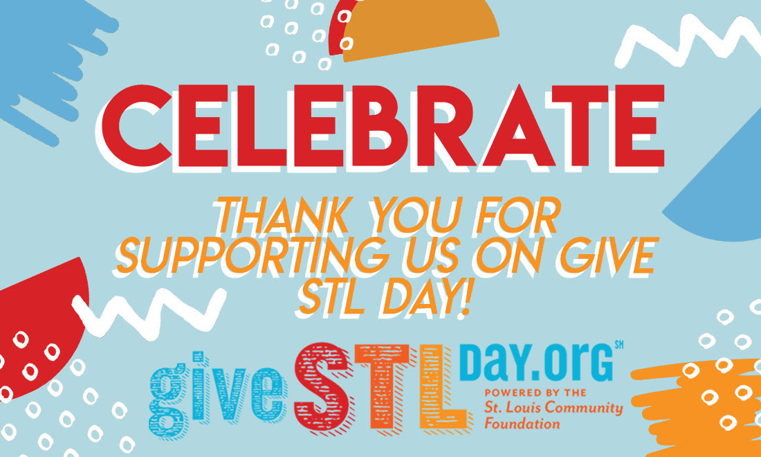 Give STL Day: Thank you for your support!